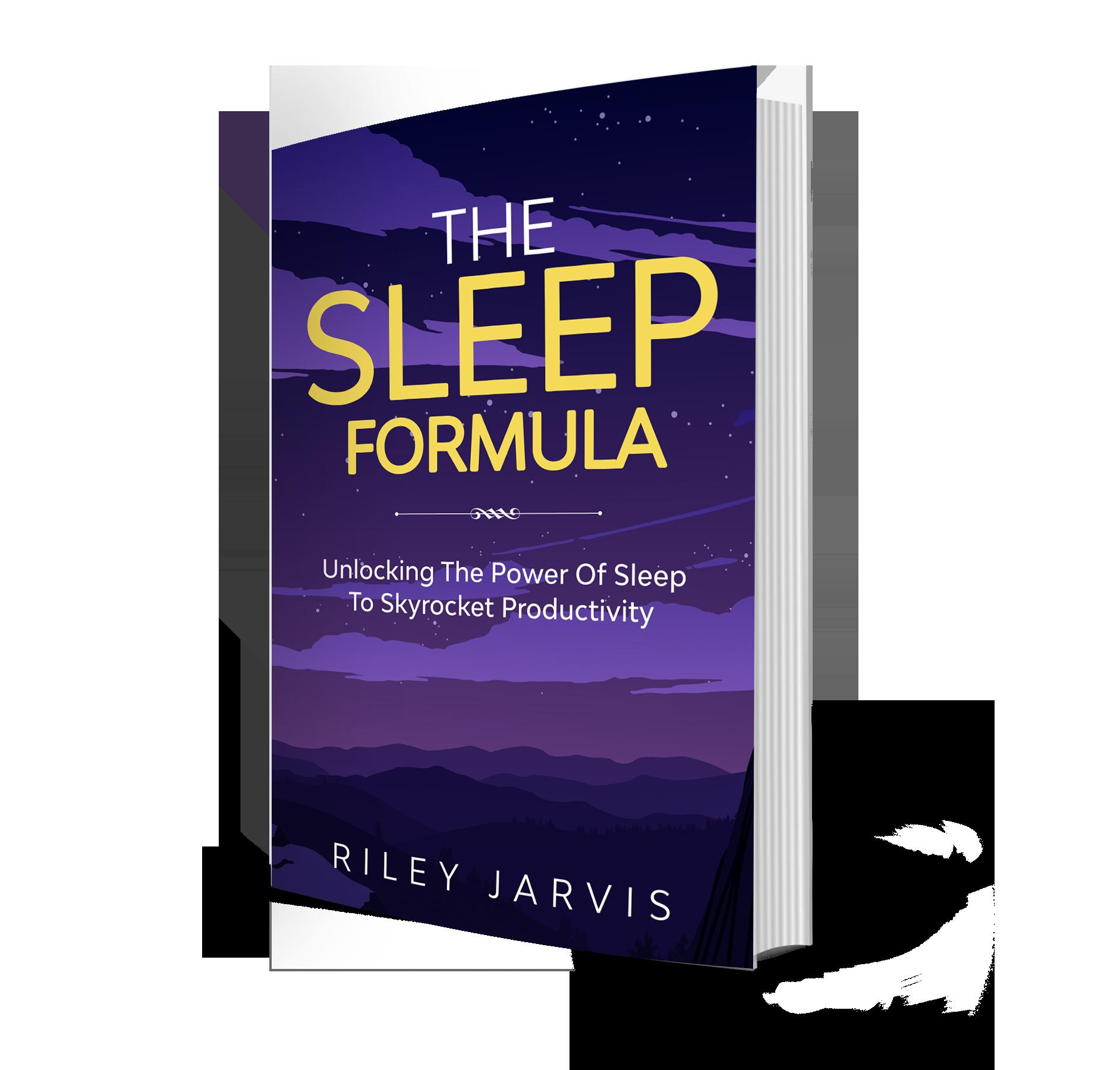 The Sleep Formula 3D