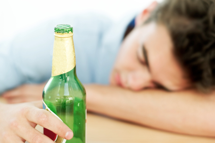 sleep alcohol